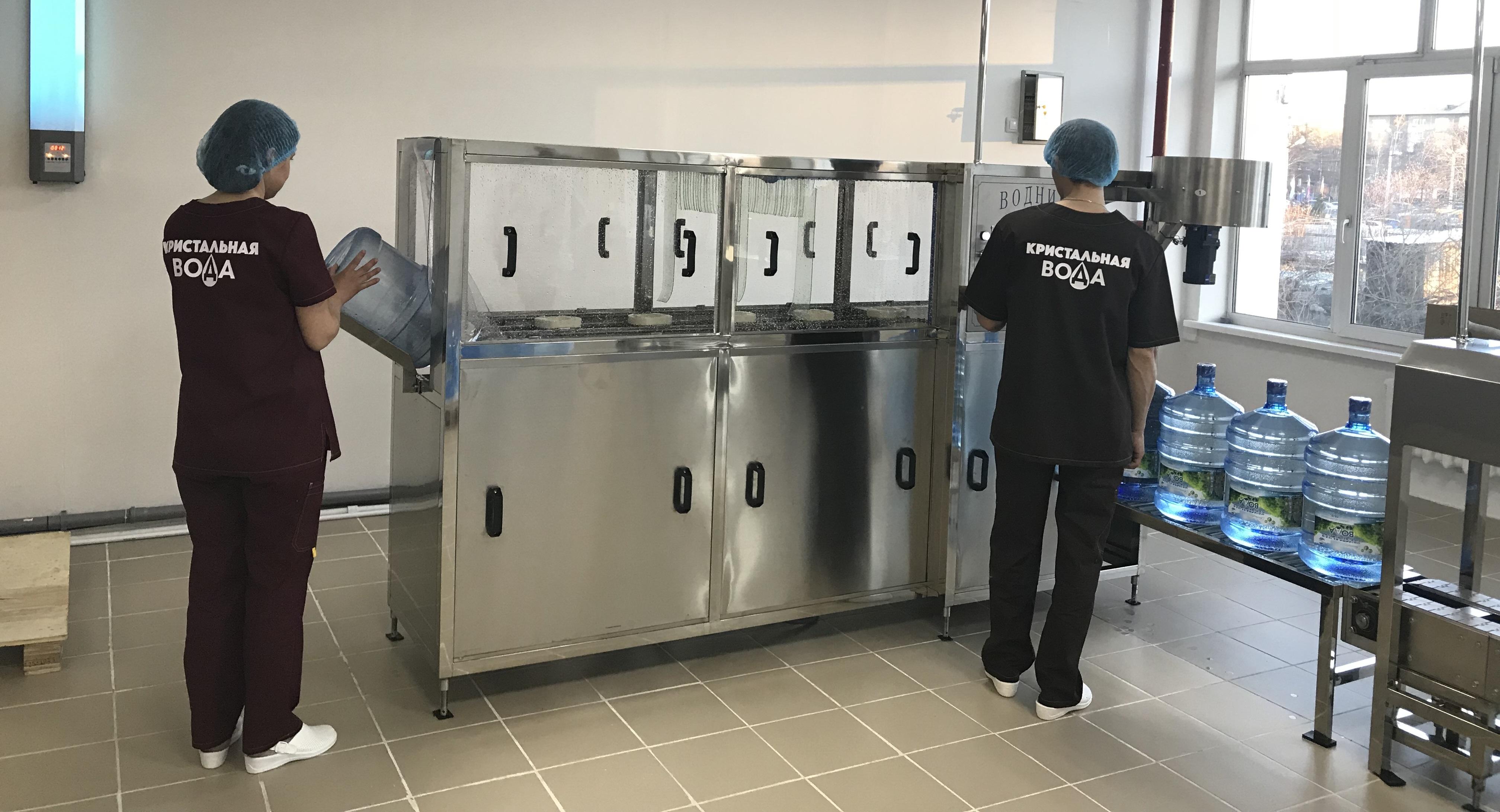 Под Петербургом продается завод по производству лимонада