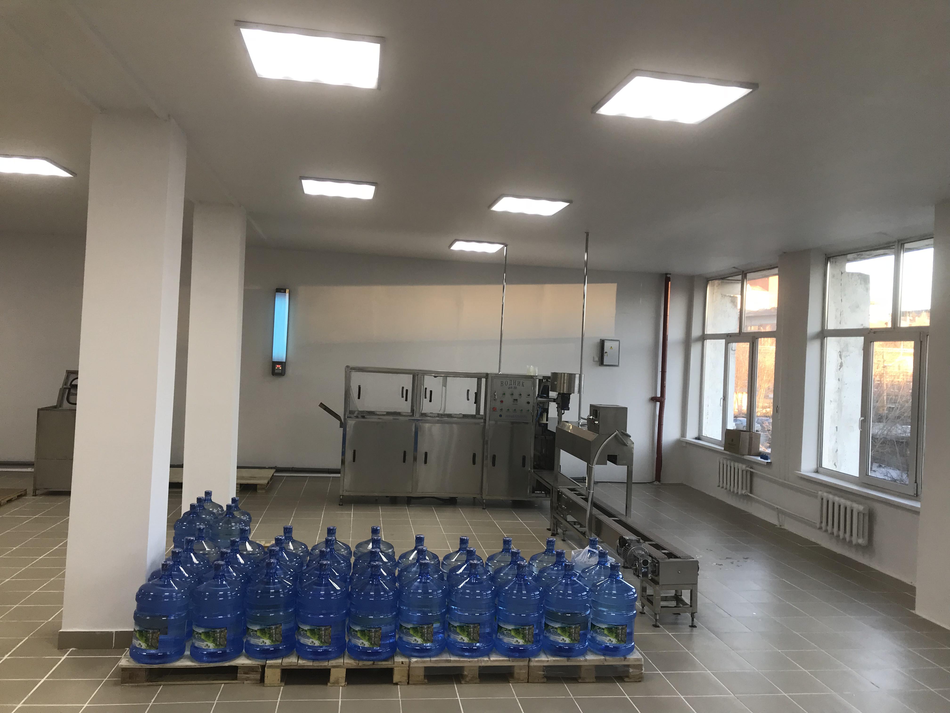 Питьевая вода на розлив в Украине